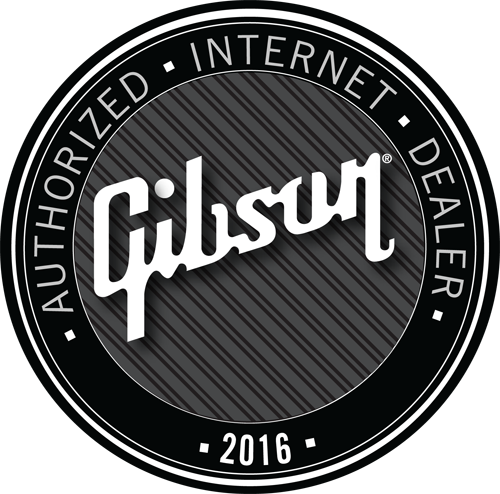 Only Buy Gibson Guitars from Authorized Dealers – like PMT!