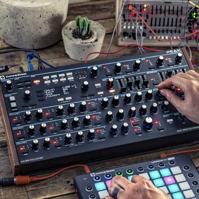 A Guide To Novation Peak – Hidden Features and Sounds