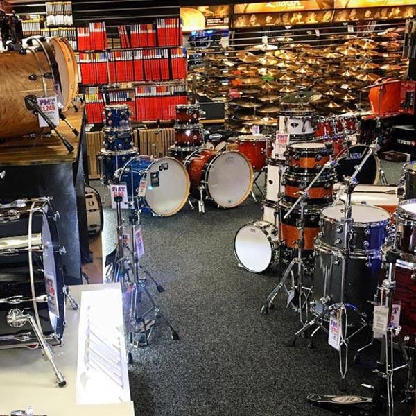 PMT Nottingham Drum Shop