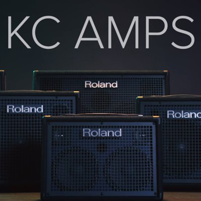 New Roland KC Keyboard Amplifiers Announced