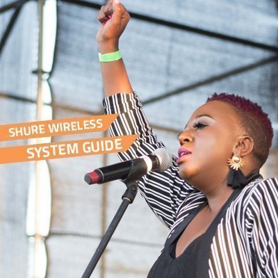 shure wireless microphone guide
