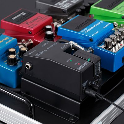 BOSS WL-20/WL-20L/WL-50 Wireless Systems Revealed
