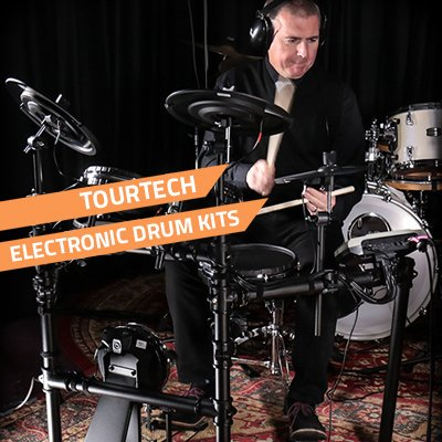 tourtech electronic drum kits