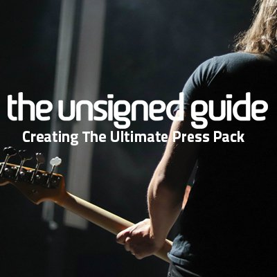 how to create a press pack