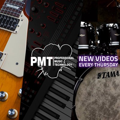 pmtv uk youtube channel guitar reviews