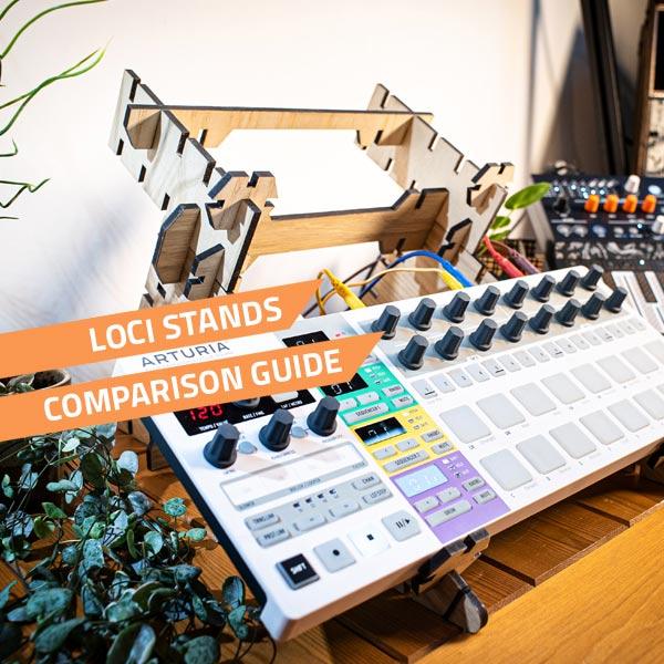 loci stands comparison