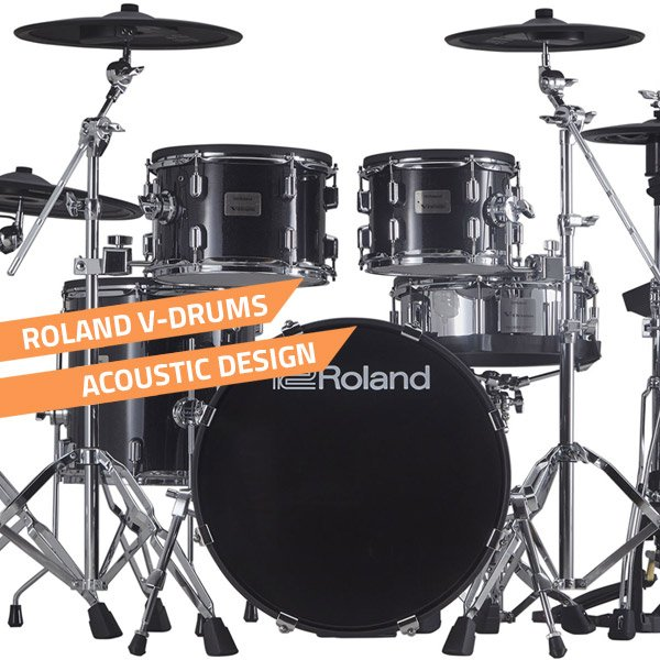 roland acoustic design kits