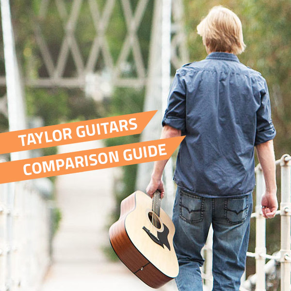 Taylor Guitars Comparison & Buying Guide