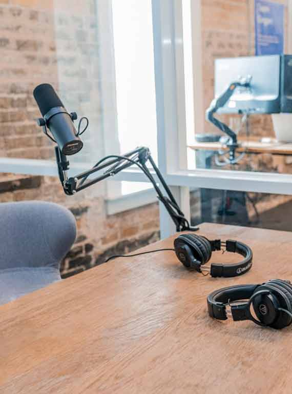 best podcast microphones