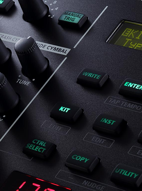 5 Reasons Why You Need The Roland TR-8S