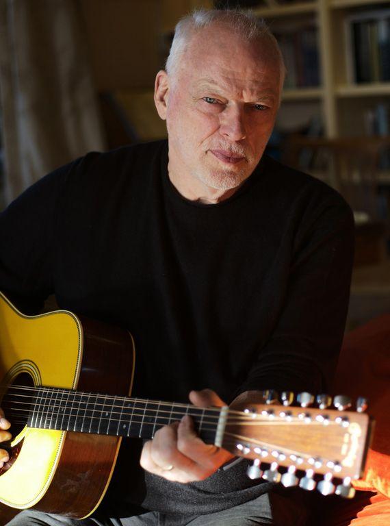 Martin David Gilmour D-35 Signature