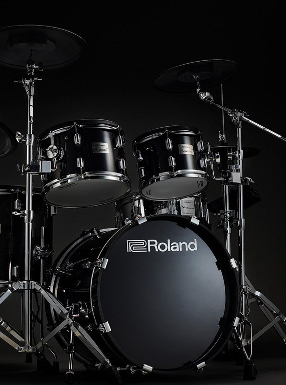 Roland TD-50 V-Drums vs Roland VAD V-Drums