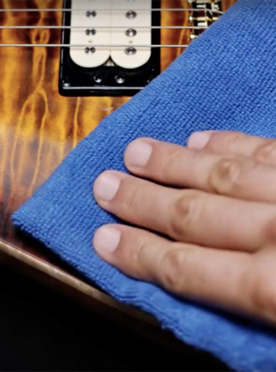 best guitar cleaner