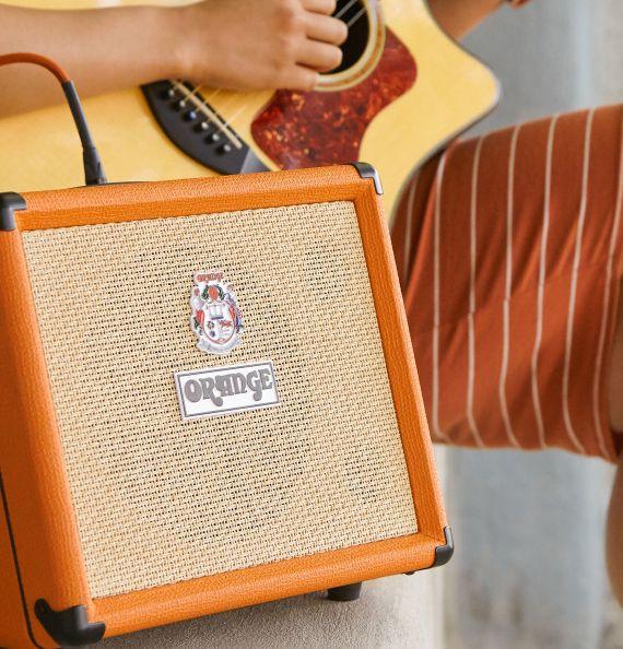 Busker portable PA