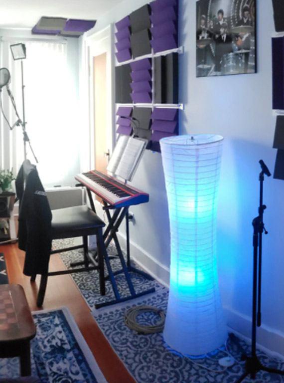acoustic treatment