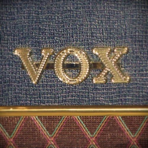 Vox amps blog