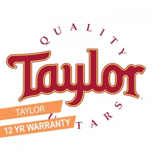 Taylor Guitars - 12 Year Warranty