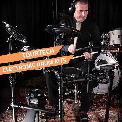 tourtech electronic drum kits