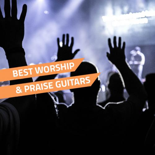 best guitars for worship