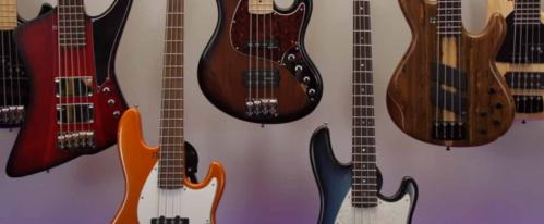 5 reasons you need a sandberg bass guitar
