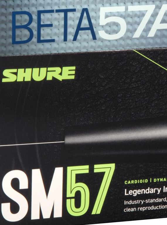 Shure SM57 vs Beta 57a - Microphone Review