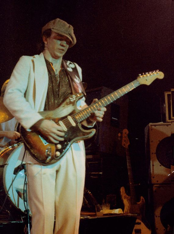 The Sound Of Stevie Ray Vaughan - A Gear Guide