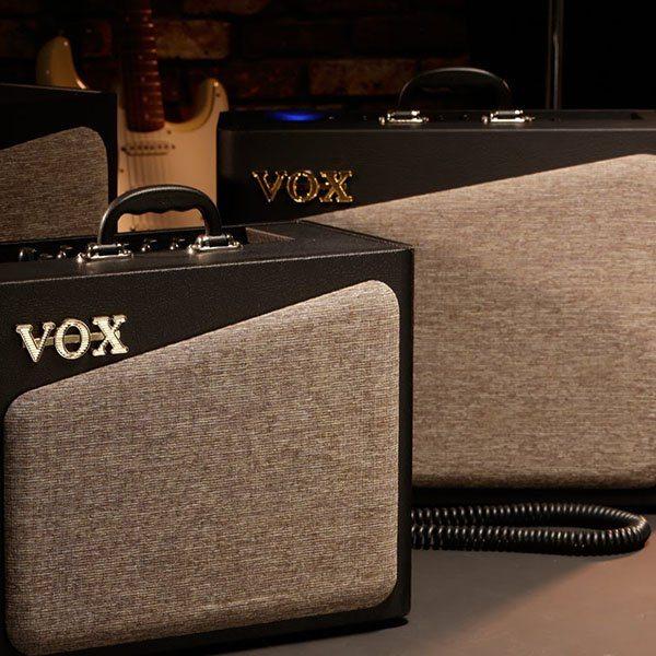 Choosing Your New Vox Guitar Amp: AC, VT or AV?
