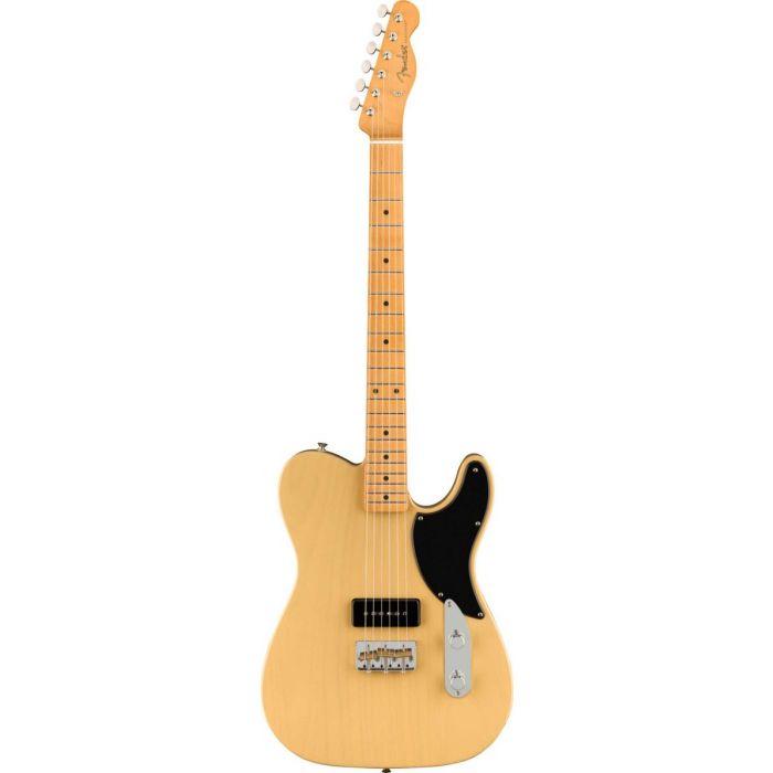 Overview of the Fender Noventa Telecaster Vintage Blonde
