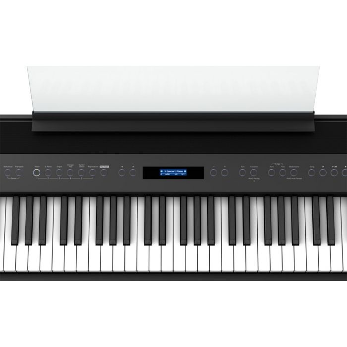 Roland FP-60X 88 Note Compact Piano Black Zoom