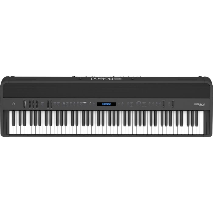 Roland FP-90X Premium Portable Piano Black Front
