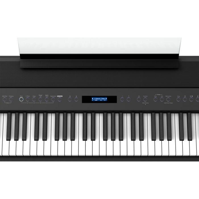 Roland FP-90X Premium Portable Piano Black Zoom