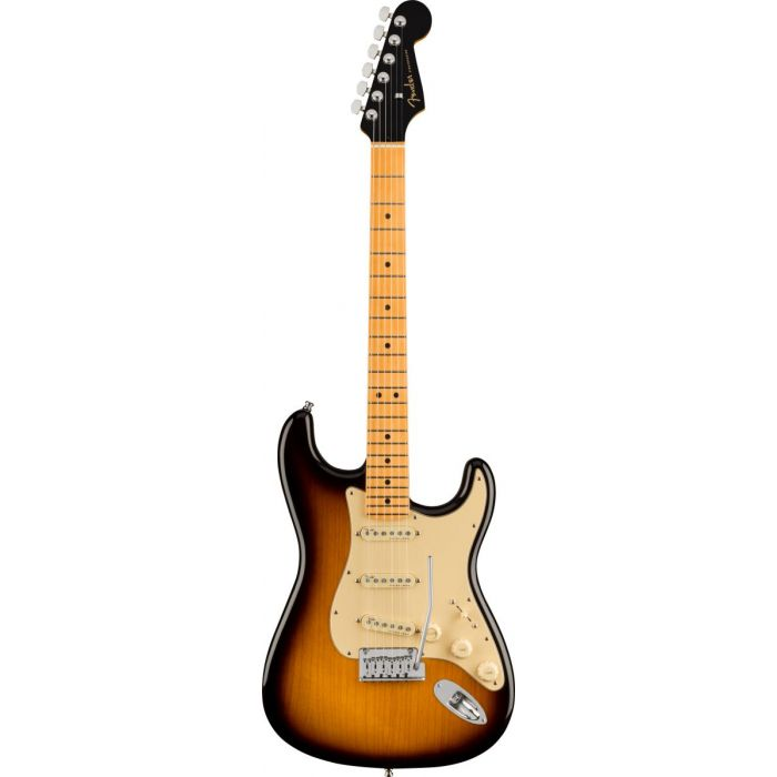 Fender Ultra Luxe Stratocaster MN, 2-Color Sunburst