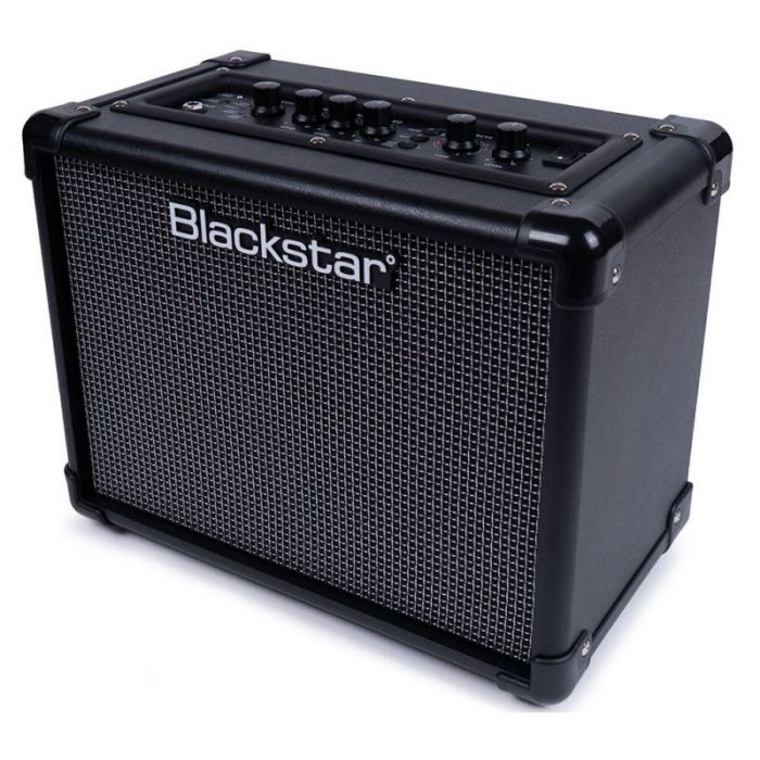 Right-angled view of a Blackstar ID:CORE 10 V3 10w Digital Guitar Combo Amplifier