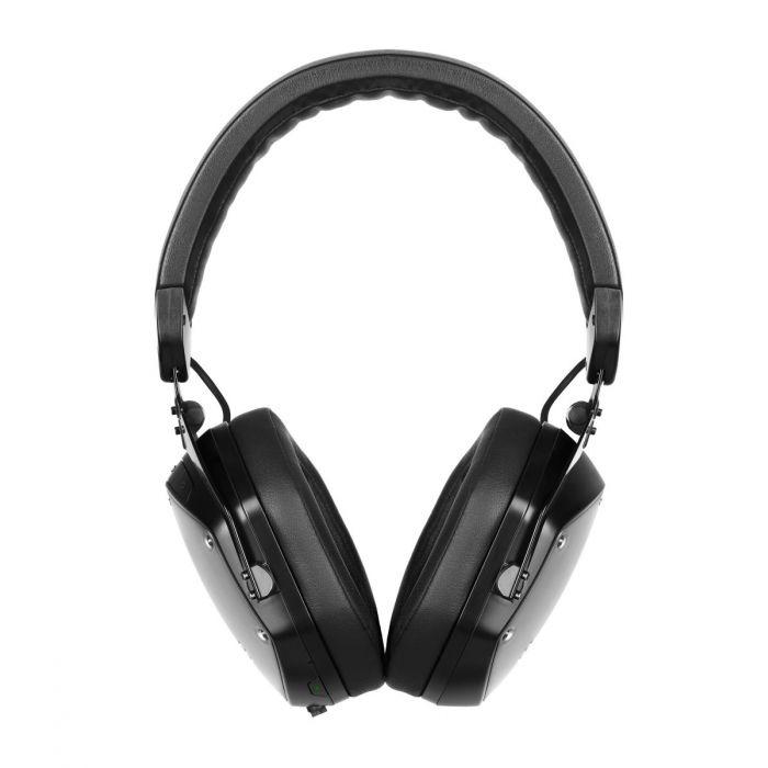 Overview of the V-MODA M200BTA Bluetooth Headphones w case
