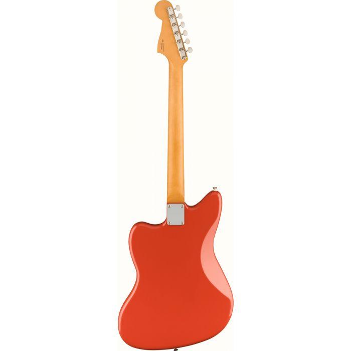 Fender Noventa Jazzmaster MN, Fiesta Red Back