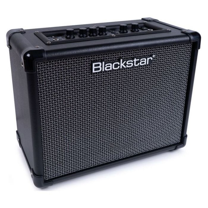 left angled view of a Blackstar ID:CORE 20 V3 20w Stereo Digital Combo Amp