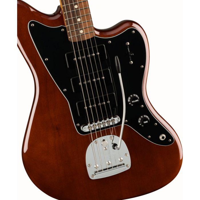 Fender Noventa Jazzmaster PF, Walnut zoom