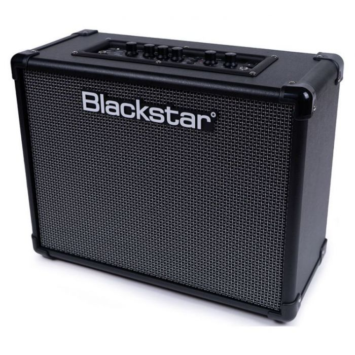 Right angled view of a Blackstar ID:CORE 40 V3 40w Stereo Digital Combo