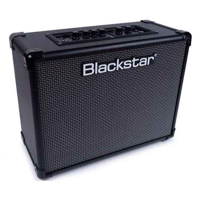 Left angled view of a Blackstar ID:CORE 40 V3 40w Stereo Digital Combo
