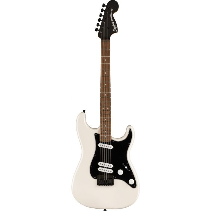 Squier Contemporary Stratocaster Special HT Laurel, Pearl White Front View