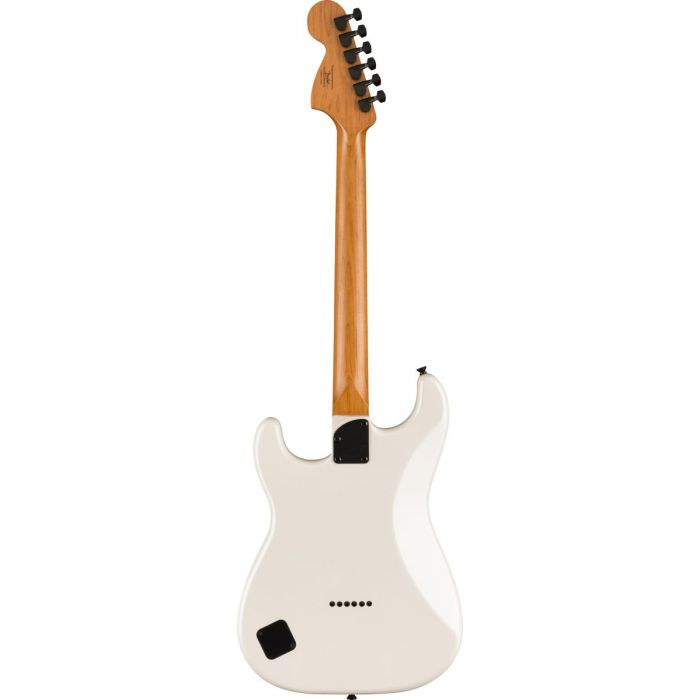 Squier Contemporary Stratocaster Special HT Laurel, Pearl White Back View