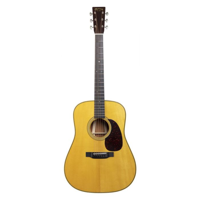 Front view of a Martin D-35 David Gilmour Signature Acoustic Guitar