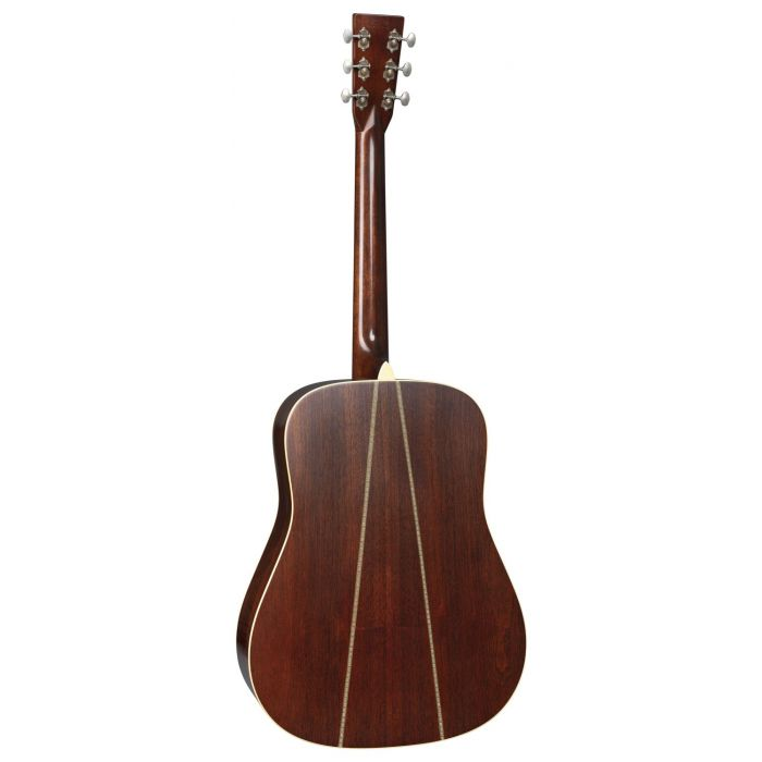 Full rear view of a Martin D-35 David Gilmour Signature Acoustic Guitar