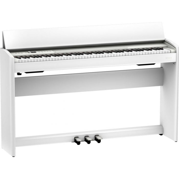 Overview of the Roland F701 Digital Piano White