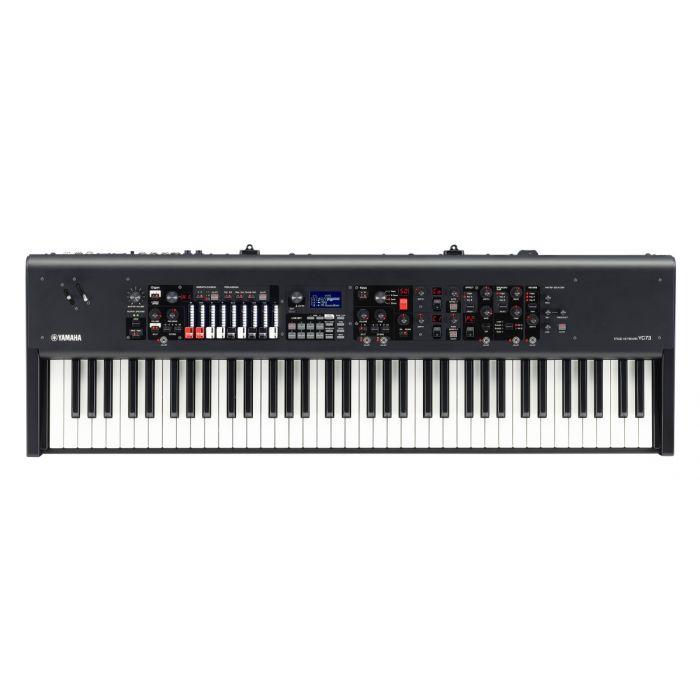 Yamaha YC73 73 Key Stage Keyboard Front