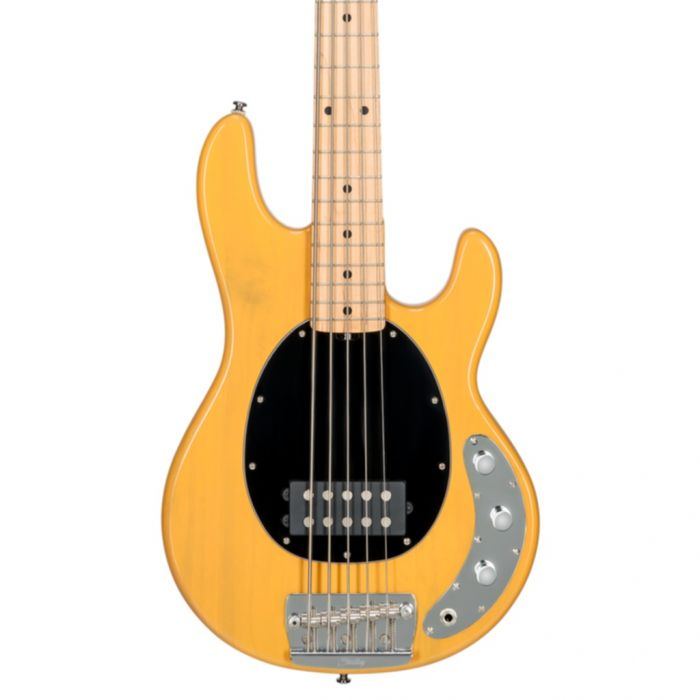 Sterling by Music Man Stingray 5 CLASSIC BUTTERSCOTCH 5-STRING MN
