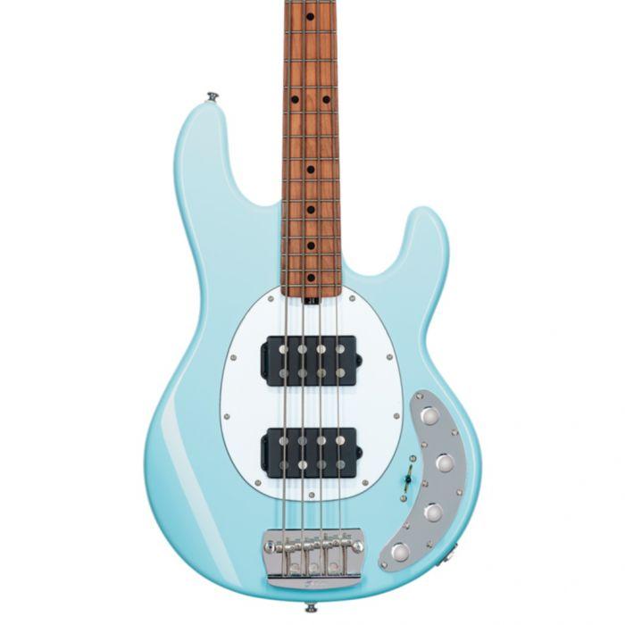 Sterling by Music Man Stingray 4 HH DAPHNE BLUE MN