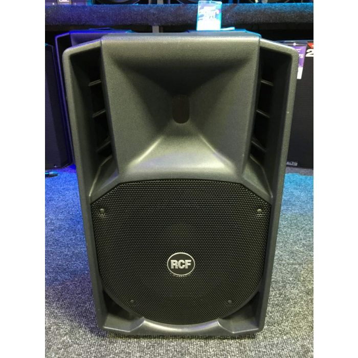 Front view of the Pre-Loved RCF Art 412-A Active PA Speaker