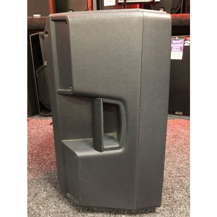 Side view of the Pre-Loved RCF Art 412-A Active PA Speaker