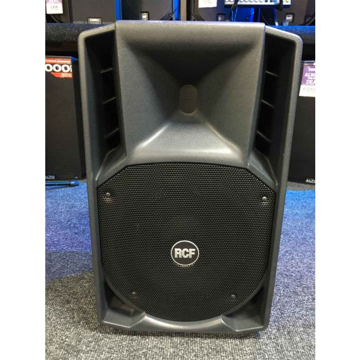 Overview of the Pre-loved RCF Art 412-A Active PA Speaker